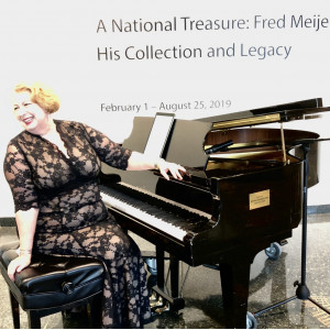Deborah Kay - Pianist & Vocalist - Singing Pianist / 1920s Era Entertainment in Lowell, Michigan