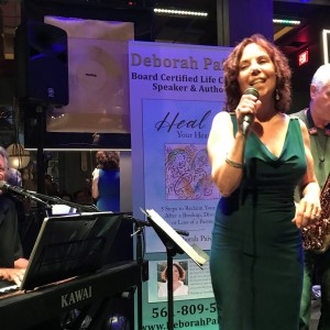 Deborah Paiva - Jazz Singer in Delray Beach, Florida