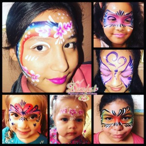 Decofest events - Face Painter in Fairfax, Virginia