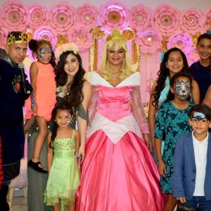 Decofest Events - Face Painter / Princess Party in Fairfax, Virginia