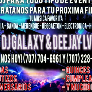 DeeJay LV - DJ in Fairfield, California