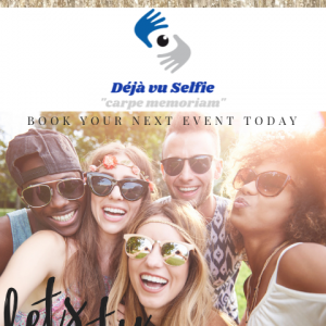Deja Vu Selfie - Photo Booths in Upper Marlboro, Maryland