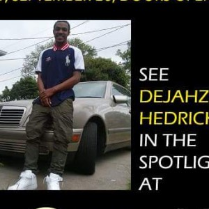 DeJahzh Hedrick - Stand-Up Comedian in Raleigh, North Carolina
