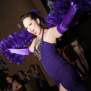 Delia Dread - Burlesque Entertainment in Austin, Texas