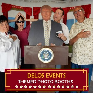 DELOS Events - Photo Booths in Orange County, California
