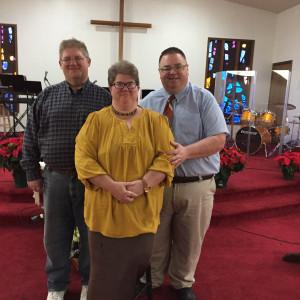 Dennis Baker - Gospel Singer in Springfield, Missouri