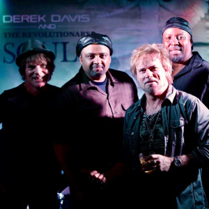 Derek Davis & The Revolutionary Souls - R&B Group in Pleasanton, California