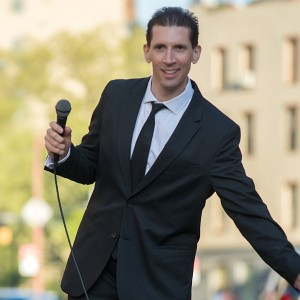 Derek Hood - Crooner in New York City, New York