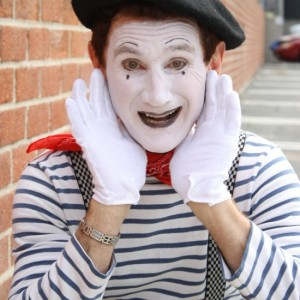 Derek the Mime - Mime / Children's Party Entertainment in Santa Monica, California