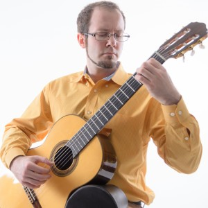 Derek Thomas Kennell - Classical Guitarist in York, Pennsylvania