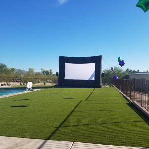 Desert Air Cinema - Outdoor Movie Screens / Party Rentals in Tucson, Arizona