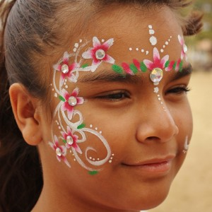 Desert Face Paint - Face Painter / Henna Tattoo Artist in Tempe, Arizona