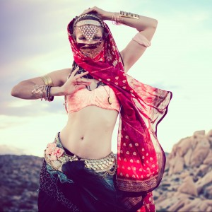 Desert Jules Dance - Belly Dancer in Reno, Nevada