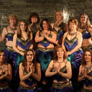 Desert Rhythms - Belly Dancer in Rochester, New York