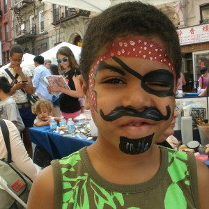 Design by Alice - Face Painter in Long Island, New York