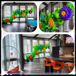 Designs by Cupid - Balloon Decor / Party Decor in Virginia Beach, Virginia