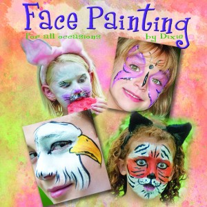 Designs by Dixie - Face Painter / Halloween Party Entertainment in Medina, Ohio