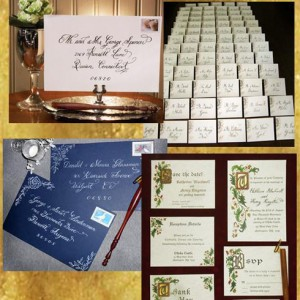 Designs By Lorise Calligraphy & Art - Wedding Invitations in Catskill, New York