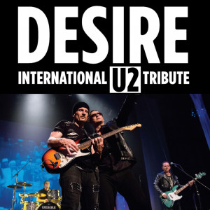 Desire - The International U2 Tribute Act - U2 Tribute Band / Impersonator in Toronto, Ontario