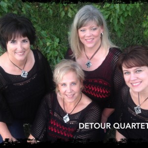 Detour Quartet - Barbershop Quartet / Singing Group in Newton, Kansas