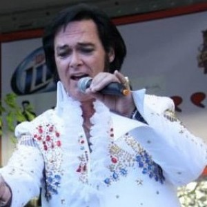 Greg Jaqua - Elvis Impersonator / Look-Alike in Detroit, Michigan