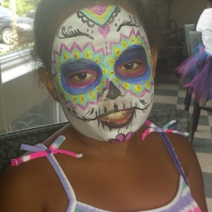 Deuce & Dots Face Painting and Balloon Twisting - Face Painter / Outdoor Party Entertainment in Upper Marlboro, Maryland