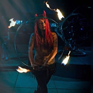 Devil Dance - Fire Performer in Riverside, California