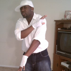 "Devon Jones ""D-Vegas Da D-Step"" - Hip Hop Dancer in Meridianville, Alabama"