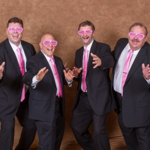 Dewey, Singum, and Howe - Barbershop Quartet in St Petersburg, Florida