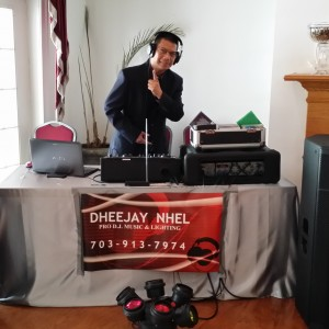 Dheejay Nhel - DJ / Corporate Event Entertainment in Springfield, Virginia