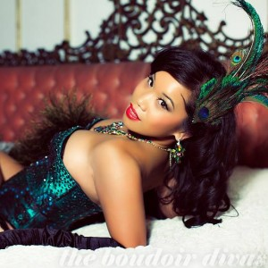 Di' Lovely - Burlesque Entertainment / Choreographer in San Diego, California