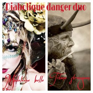 Diabolique Danger Duo Entertainment - Sideshow / Renaissance Entertainment in Philadelphia, Pennsylvania