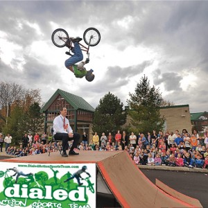 Dialed Action Sports BMX Stunt Team - Sports Exhibition in Boalsburg, Pennsylvania