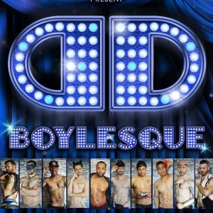 Diamond Dogs Boylesque - Burlesque Entertainment in San Diego, California