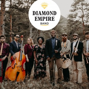 Diamond Empire Band - Cover Band / Dixieland Band in Denver, Colorado