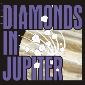 Diamonds in Jupiter - Pop Music in Newark, New Jersey