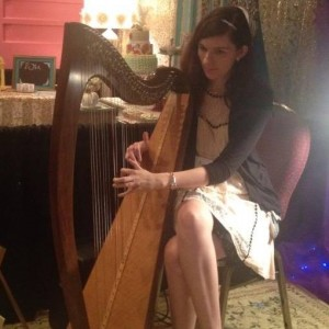 Diamondtoneharp - Harpist in Thunder Bay, Ontario