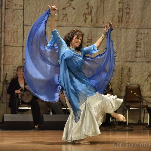 Diana Jelena - Belly Dancer in Atlantic City, New Jersey