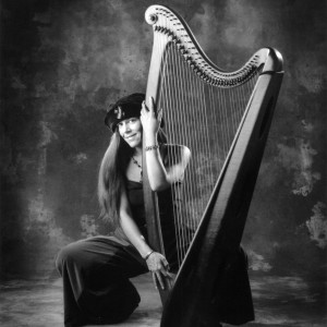 Diana Stork - Harpist / Celtic Music in Berkeley, California
