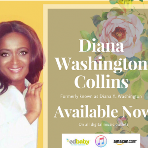 Diana Washington Collins - Gospel Singer in Lumberton, North Carolina