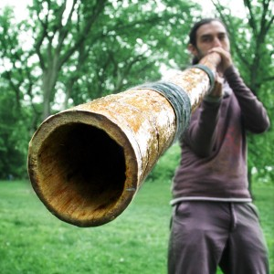 Didge Project - Didgeridoo Player / Drum / Percussion Show in New York City, New York