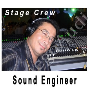 Diego-AUDIO - Sound Technician in Renton, Washington