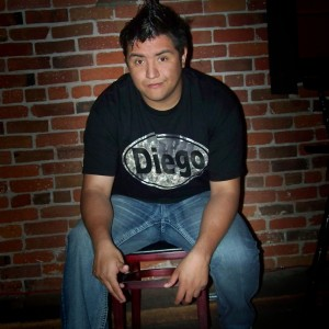 Diego Curiel - Stand-Up Comedian in Elk Grove, California