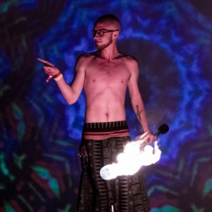 Dimensional Danny - Fire Performer in Chattanooga, Tennessee