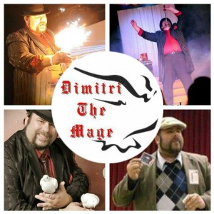 Dimitri The Mage - Magician / Strolling/Close-up Magician in St Louis, Missouri