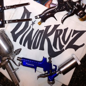 Dino Kruz and Company - Airbrush Artist in Bryant, Arkansas