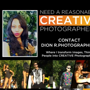 Dion R.Photographing - Photographer in New York City, New York