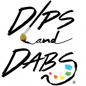 Dips & Dabs Mobile Art Events - Arts & Crafts Party in Long Beach, California