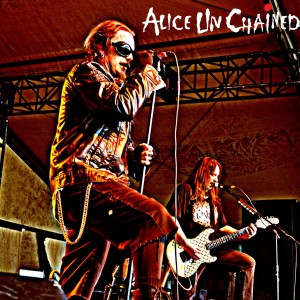 Alice Un Chained - Metallica Tribute Band in Riverside, California