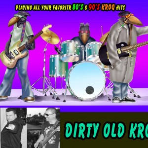 Dirty Old Krows - 1980s Era Entertainment in Los Angeles, California